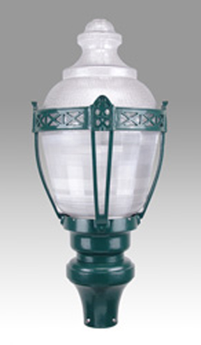 Acorn Style Lighting Pole