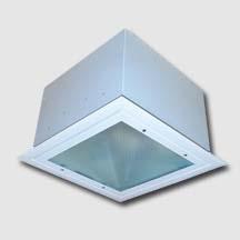 Metal Halide Recessed Canopy Light