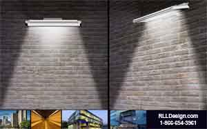 Commercial Led Wall Lights: LED commercial lighting fixtures have amazingly long lives Wall ...,Lighting
