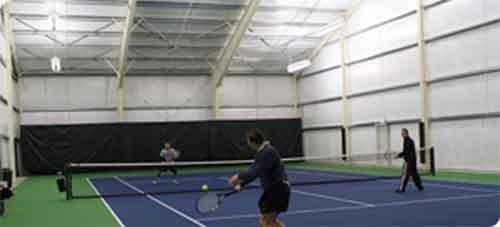 Tennis Court Lighting. Indoor & Outdoor Tennis Light Fixtures