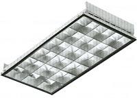 Fluorescent Lighting Energy Efficient Fluorescent Light Fixture