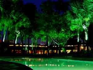 Developing an architectural landscape lighting system that will remain true to this intention without costing additional money down the line requires a great deal of planning and research.