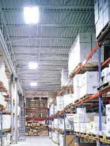 Energy Efficient Lighting. Industrial & Commercial Energy Saving