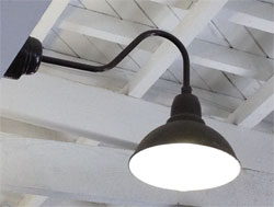 Gooseneck Lighting Commercial Industrial Fixtures