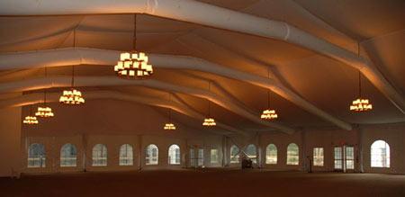 Commercial Tent Lighting
