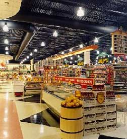Outdoor lighting exterior oustside light fixtures design retail high bay lighting fixtures aloadofball Images