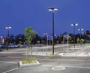 Photometric design helps you obtain the best outdoor lighting sy outdoor lighting commercial parking lot lighting fixtures aloadofball Choice Image